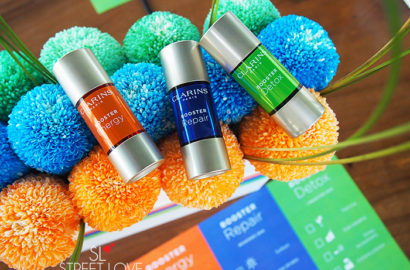 Clarins Booster Energy, Repair & Detox 1