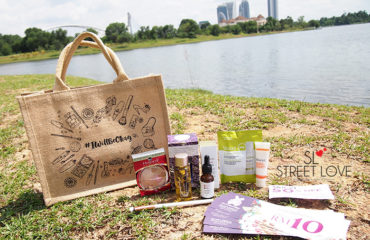 #IWillBeOkay Beauty Bag 1