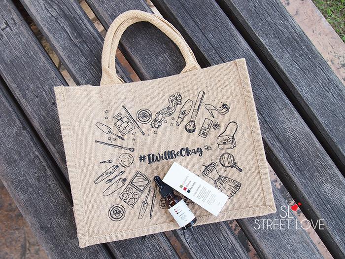 #IWillBeOkay Beauty Bag 10
