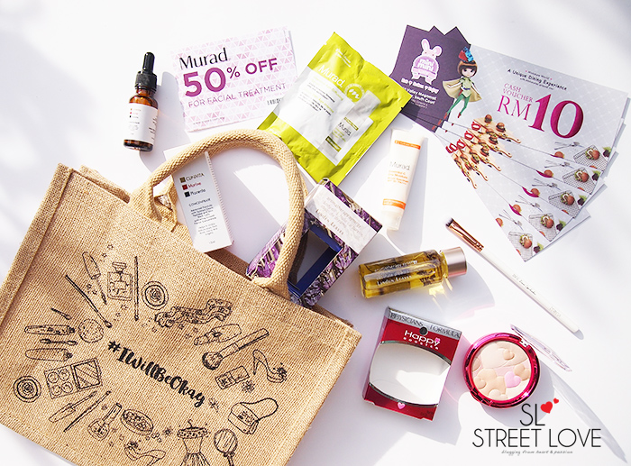 #IWillBeOkay Beauty Bag 15