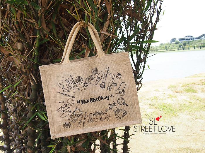 #IWillBeOkay Beauty Bag 2