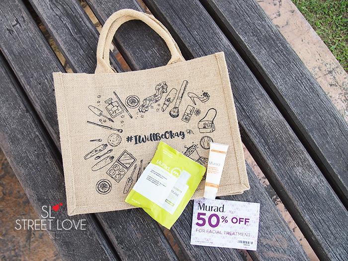 #IWillBeOkay Beauty Bag 4
