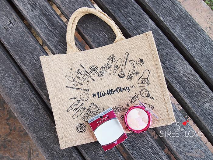 #IWillBeOkay Beauty Bag 6