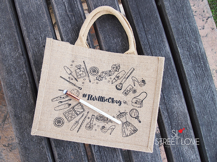 #IWillBeOkay Beauty Bag 7