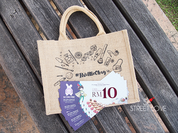 #IWillBeOkay Beauty Bag 9