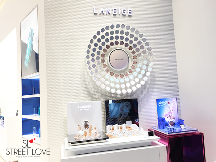 Laneige Pavilion Elite 5
