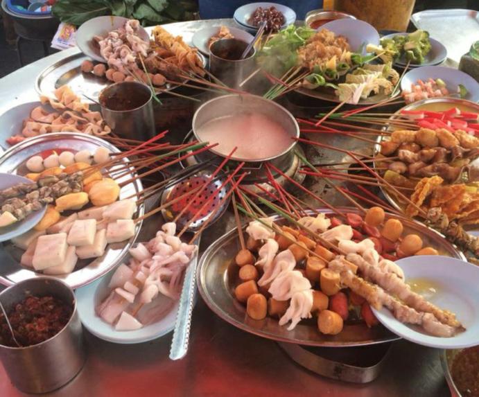 Peng Hwa Lok Lok @ Pulau Tikus Market