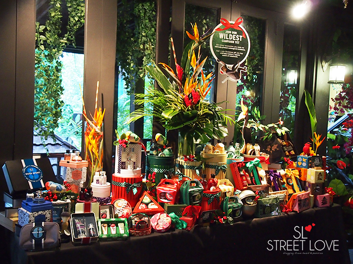 The Body Shop Wildest Christmas Ever 1