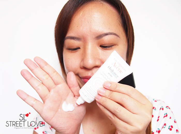 Avene Hydrance Optimale Light Hydrating Cream 5