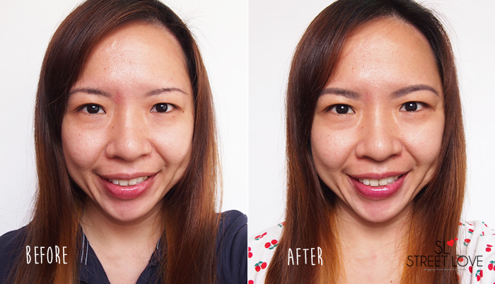Avene More Than Just Water Before and After