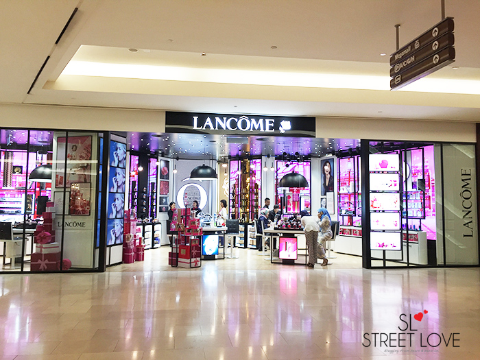 Lancome The Gardens Boutique 1