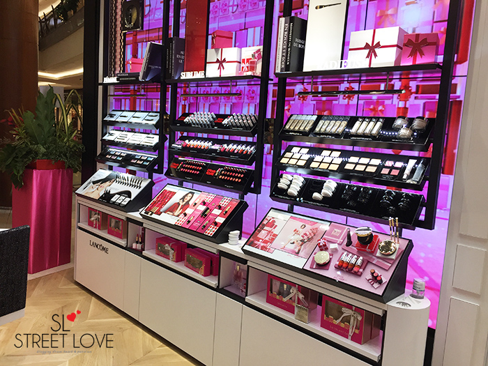 Lancome The Gardens Boutique 4