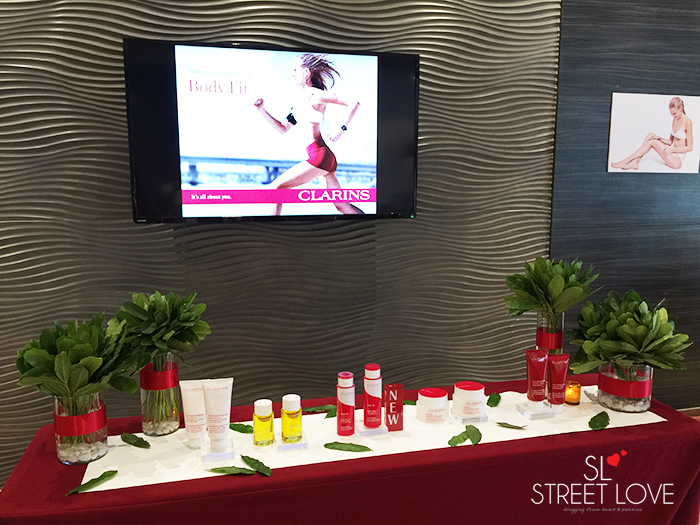 Clarins Body Fit Launch Media Trip 13