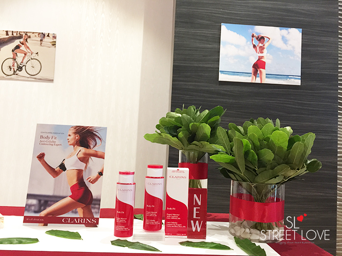 Clarins Body Fit Launch Media Trip 14