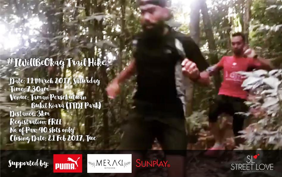 #IWillBeOkay Trail Hike
