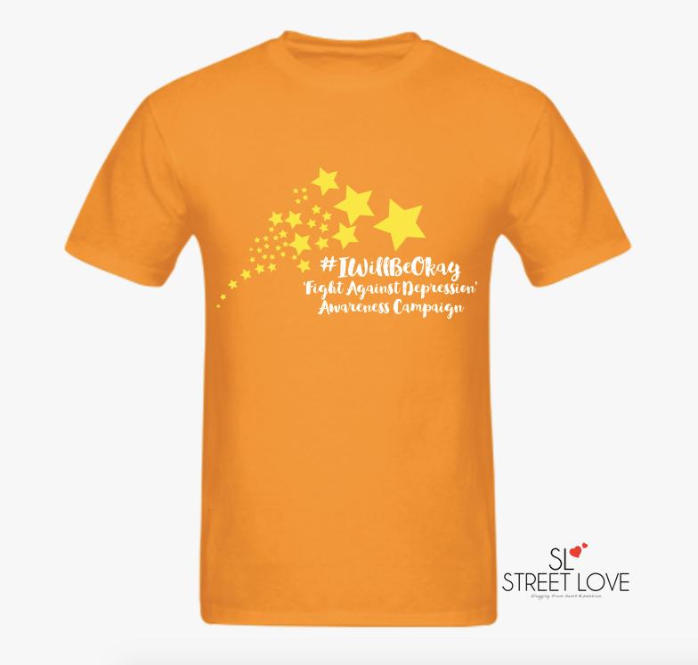 #IWillBeOkay Trail Hike T-Shirt