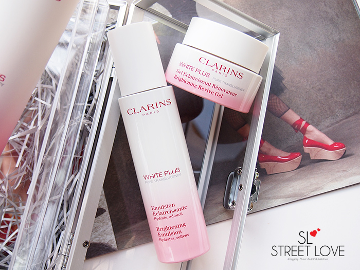 Clarins White Plus Pure Translucency 5