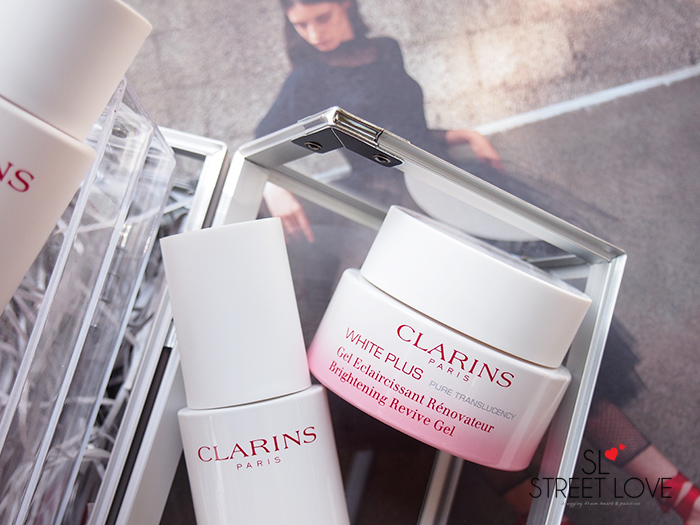 Clarins White Plus Pure Translucency 8