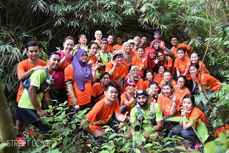 #IWillBeOkay Trail Hike 1
