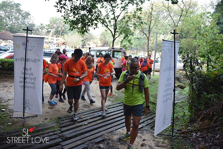 #IWillBeOkay Trail Hike 16
