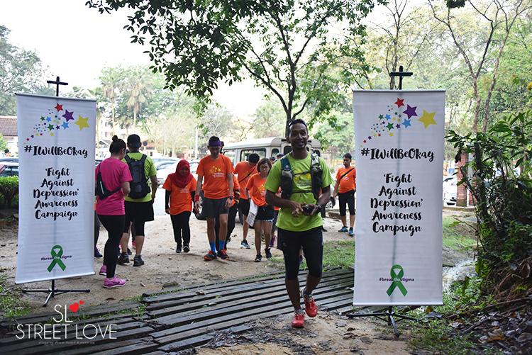 #IWillBeOkay Trail Hike 17