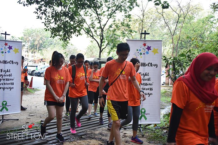 #IWillBeOkay Trail Hike 18