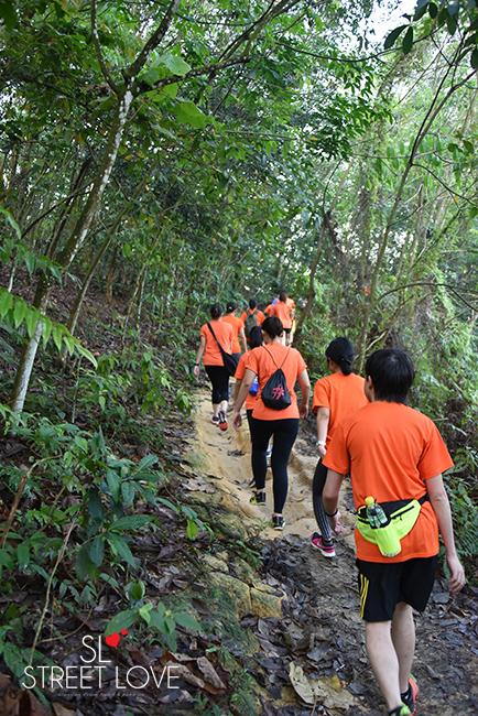 #IWillBeOkay Trail Hike 19