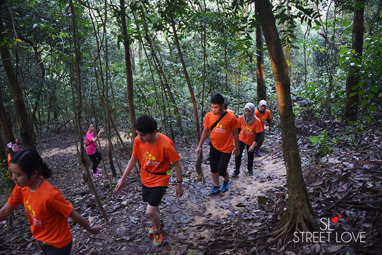 #IWillBeOkay Trail Hike 20