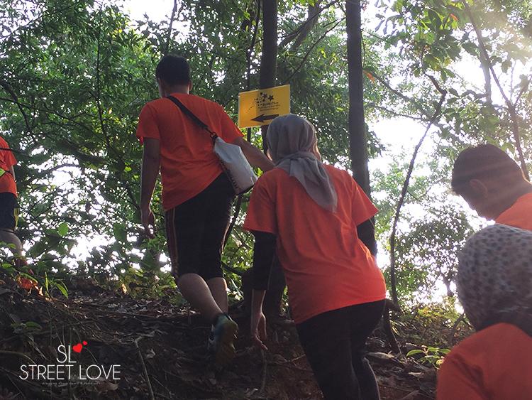 #IWillBeOkay Trail Hike 21