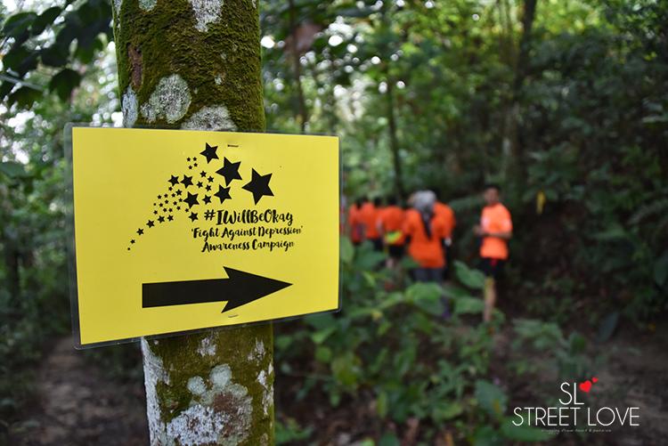 #IWillBeOkay Trail Hike 22