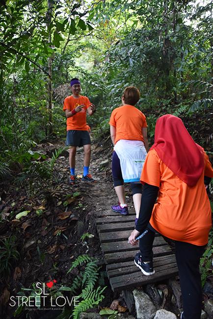 #IWillBeOkay Trail Hike 24