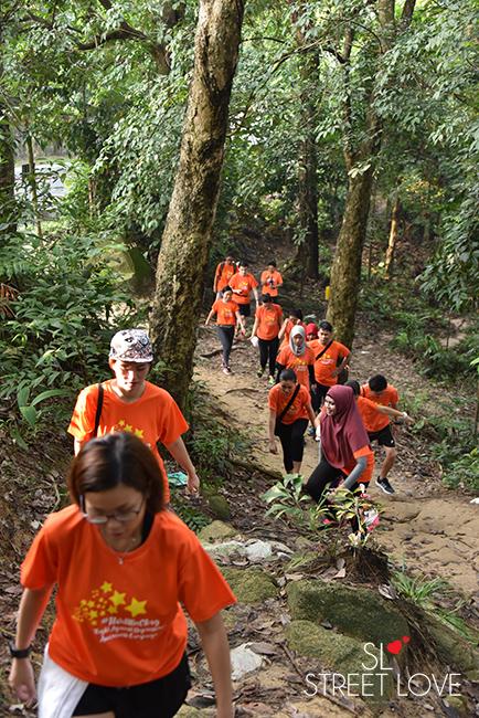 #IWillBeOkay Trail Hike 25