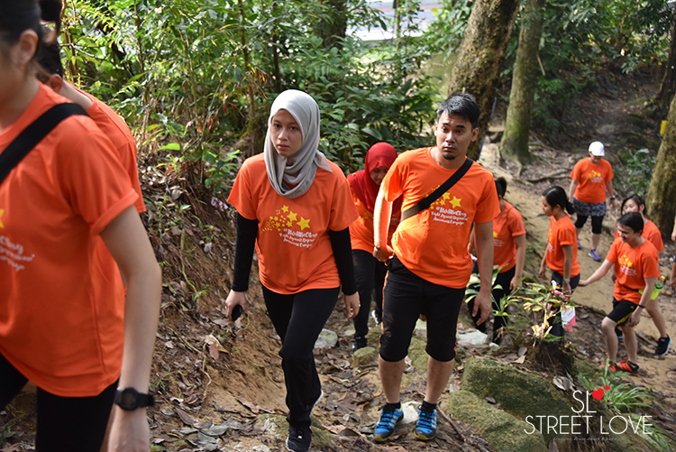 #IWillBeOkay Trail Hike 26
