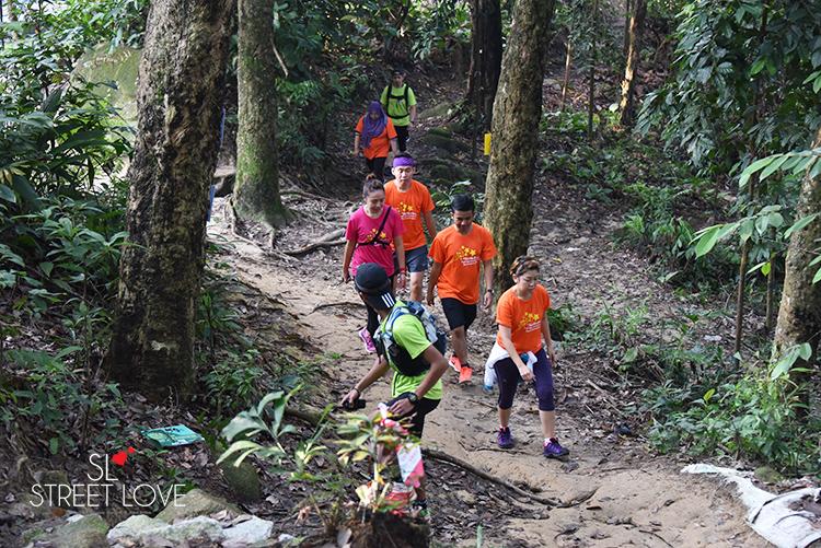 #IWillBeOkay Trail Hike 27