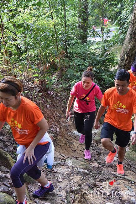#IWillBeOkay Trail Hike 28