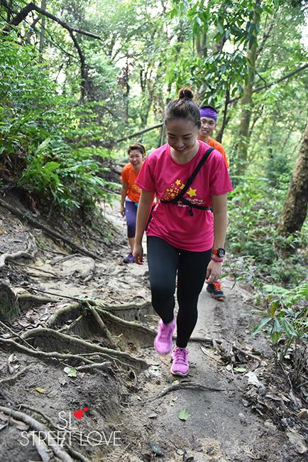 #IWillBeOkay Trail Hike 30