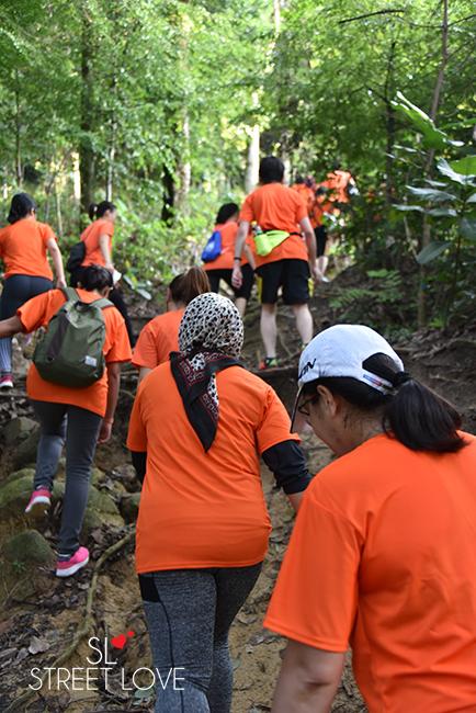 #IWillBeOkay Trail Hike 31