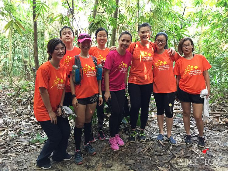 #IWillBeOkay Trail Hike 33