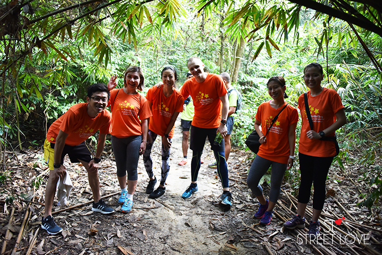 #IWillBeOkay Trail Hike 34