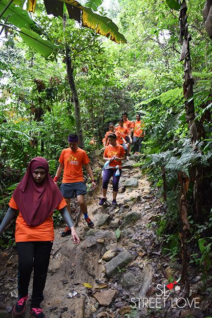 #IWillBeOkay Trail Hike 37