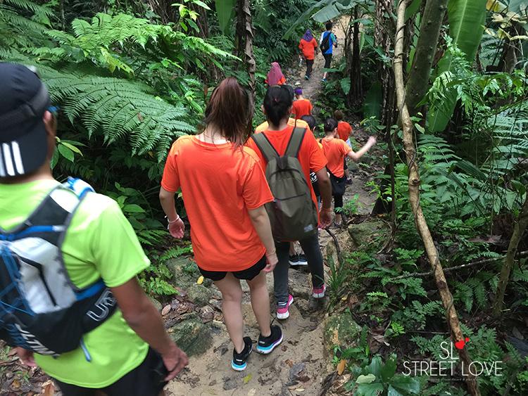 #IWillBeOkay Trail Hike 38