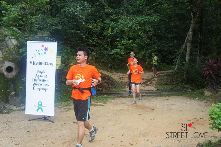 #IWillBeOkay Trail Hike 40