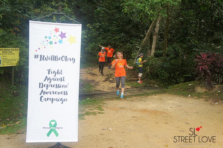 #IWillBeOkay Trail Hike 41