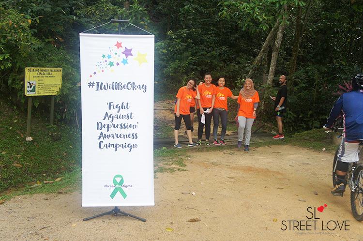 #IWillBeOkay Trail Hike 42