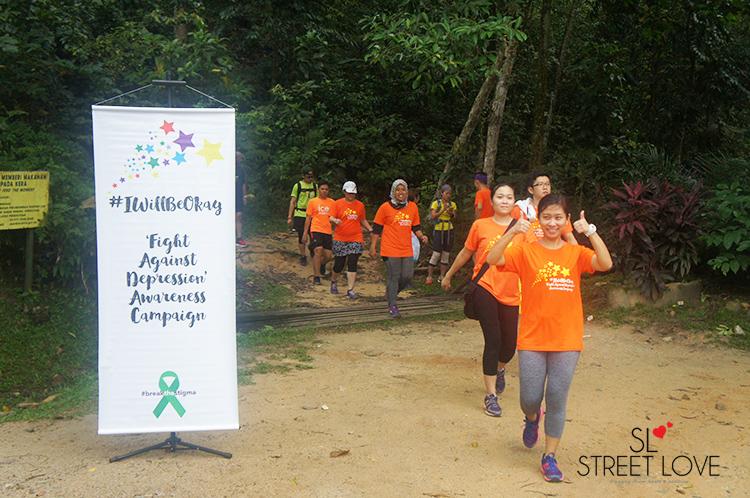 #IWillBeOkay Trail Hike 43