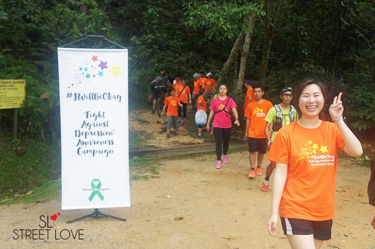 #IWillBeOkay Trail Hike 44