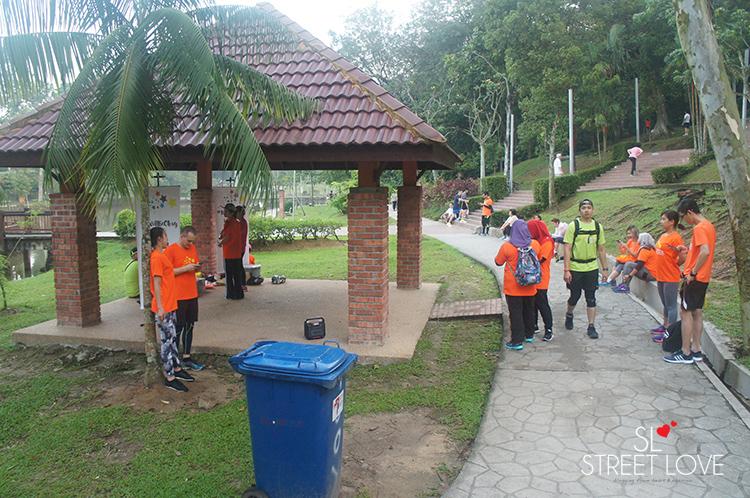 #IWillBeOkay Trail Hike 5