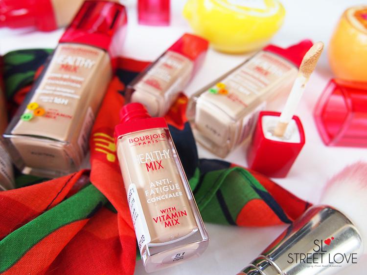 Bourjois Healthy Mix Anti-Fatigue Concealer