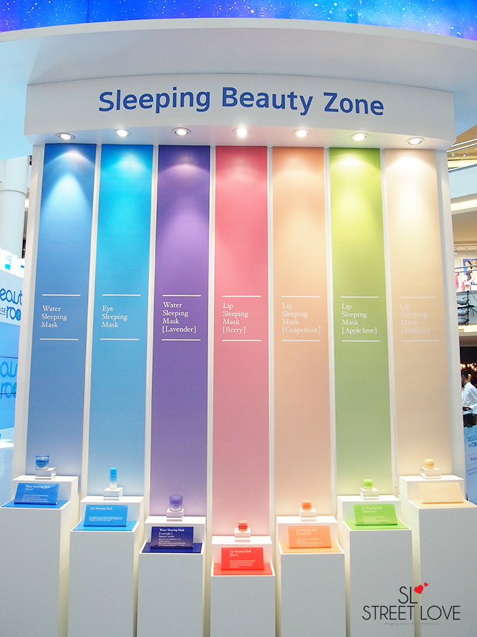 Laneige Sleeping Mask Range 2017 1