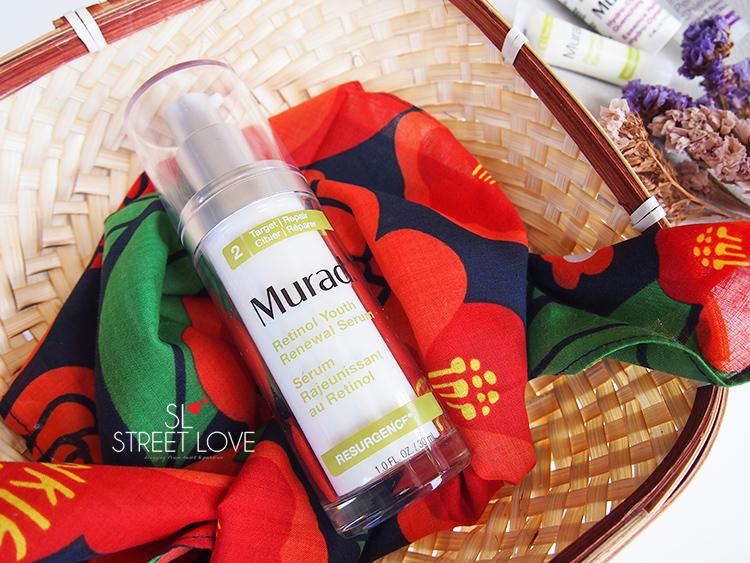 Murad Retinol Youth Renewal Serum Bottle